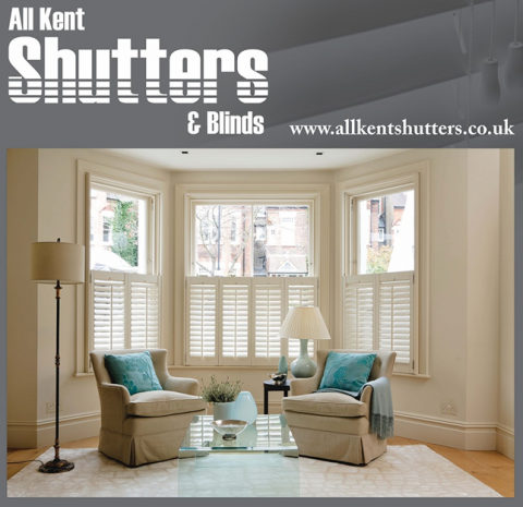 Plantation Shutters | All Kent Shutters and Blinds