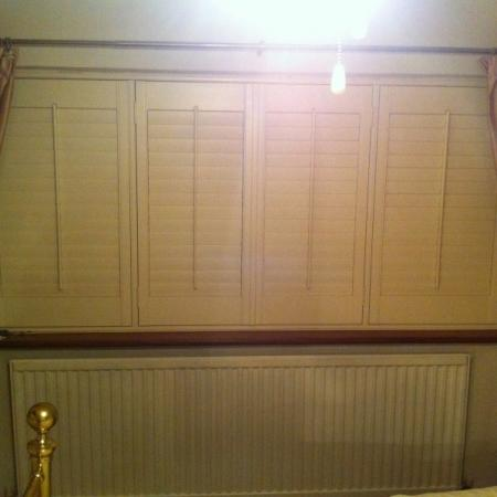 Chester Road Sidcup Hardwood Shutters All Kent